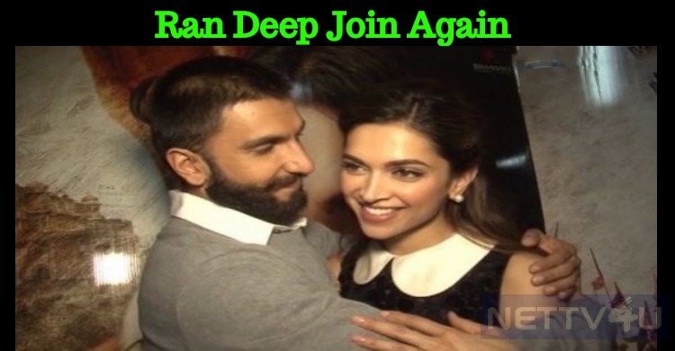 Deepika Joins Ranveer Again!