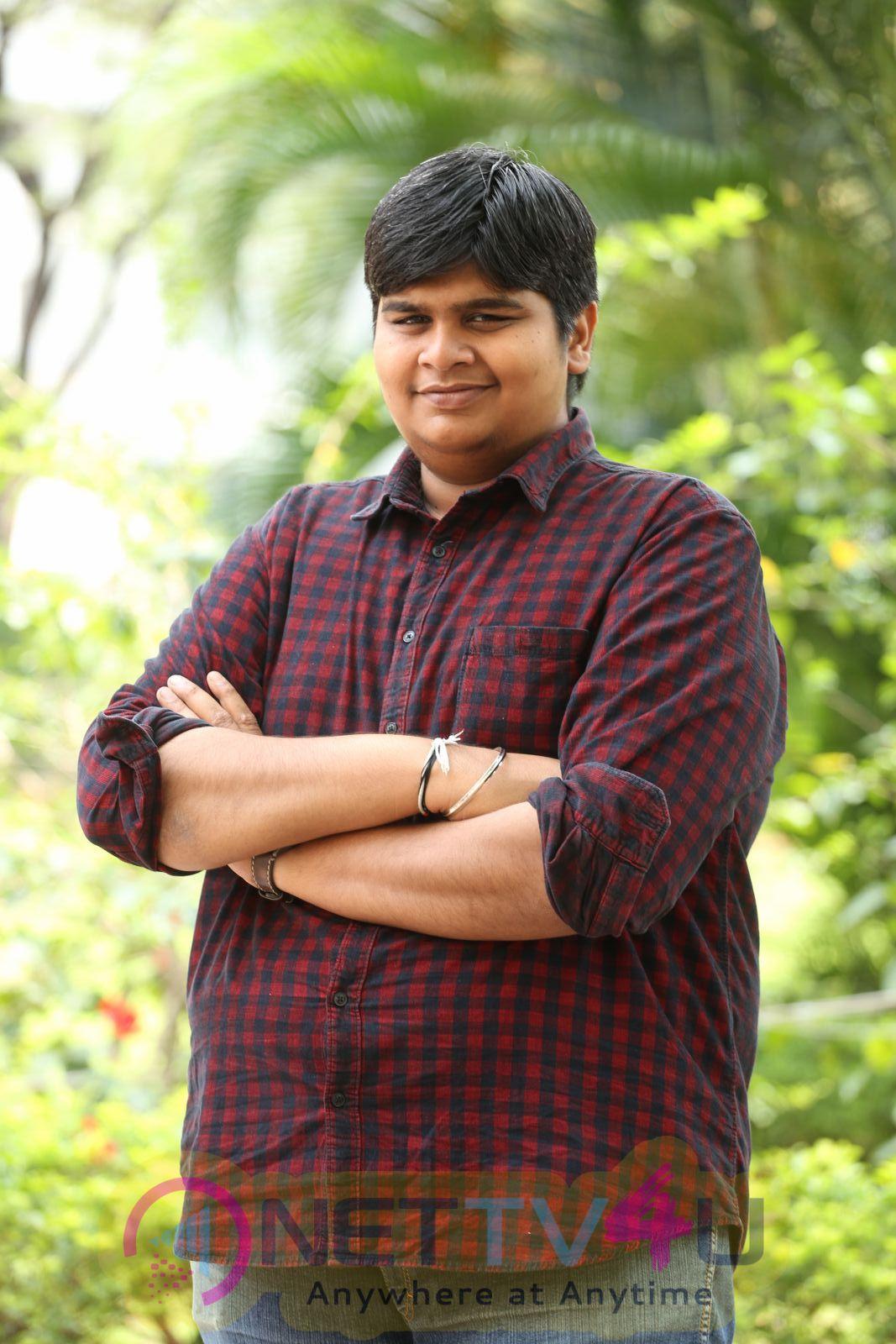 Director Karthik Subbaraj Handsome Images