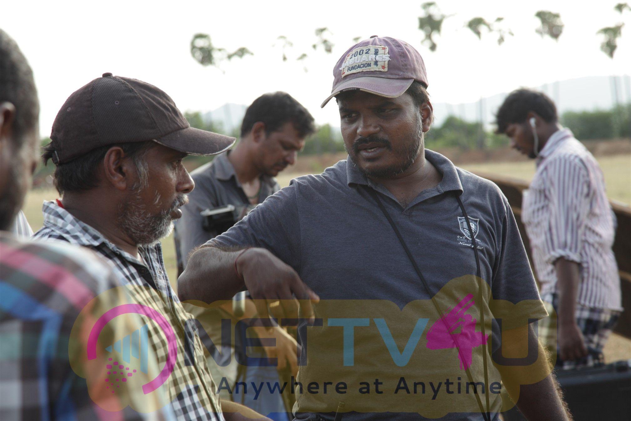Thorati Movie Working Stills