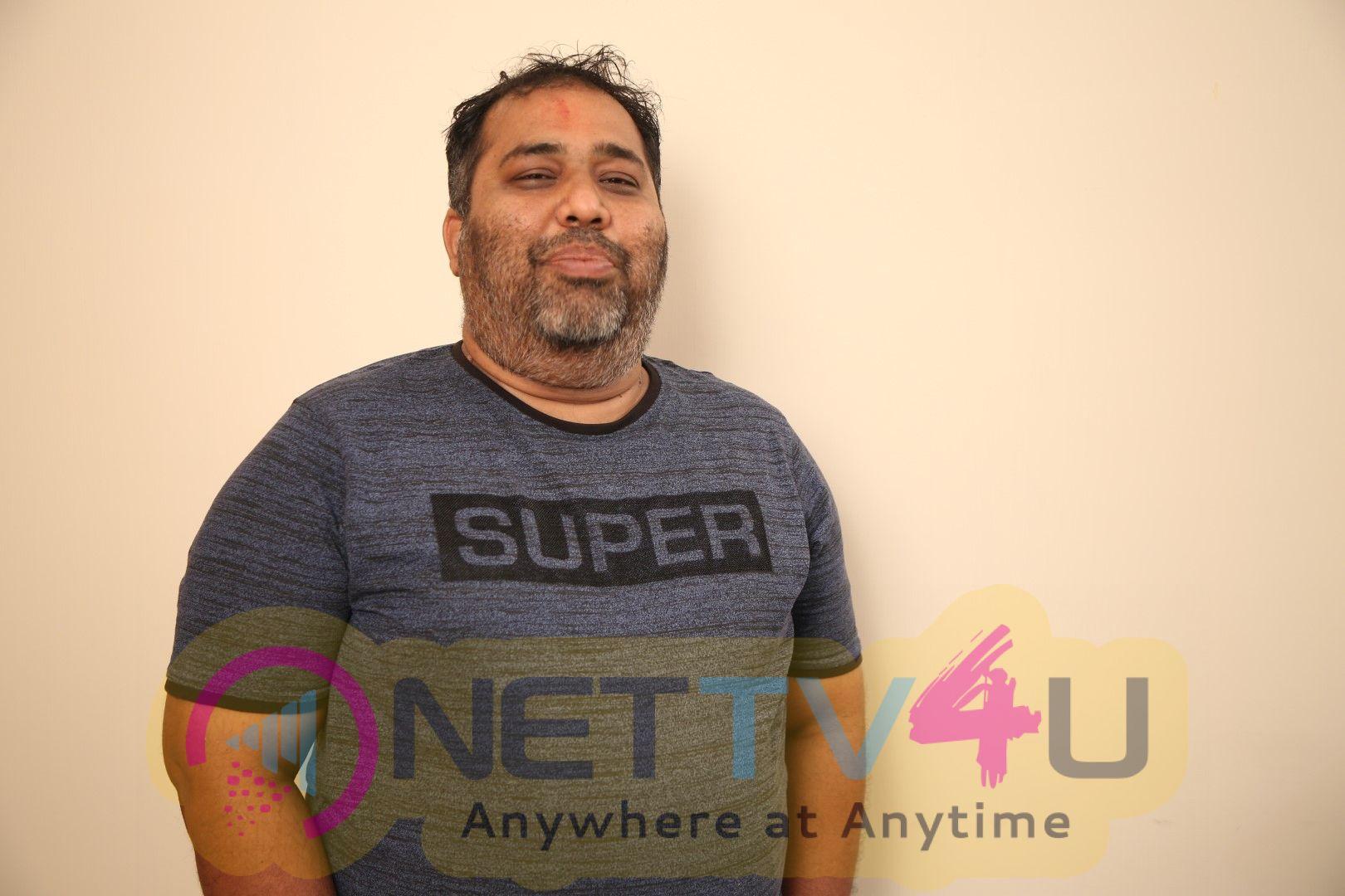 Director C.V. Kumar Exclusive Interview Stills Tamil Gallery