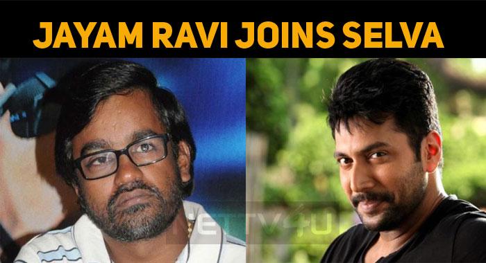 Jayam Ravi Joins Selvaraghavan!