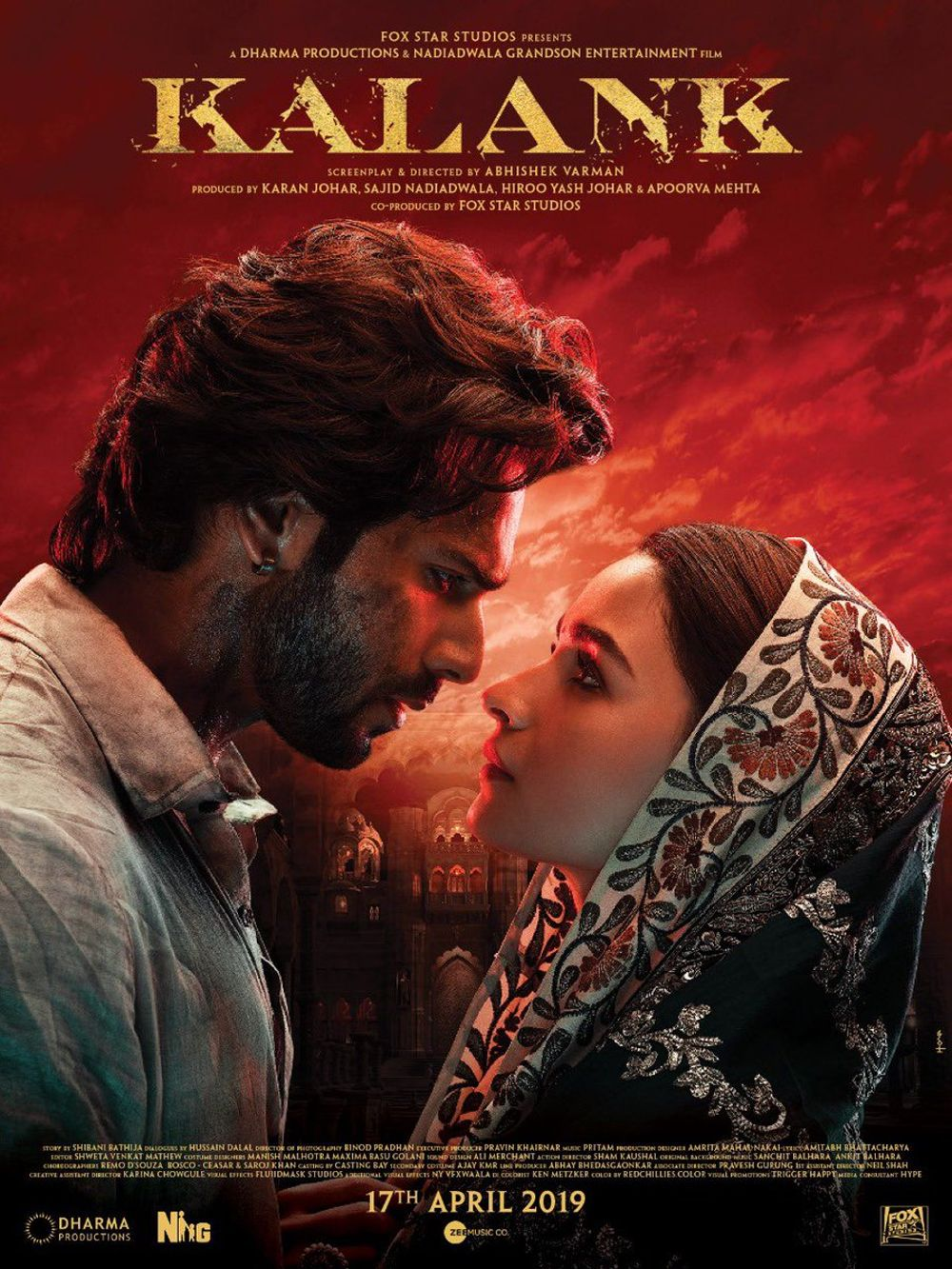 Kalank Movie Review Hindi Movie Review