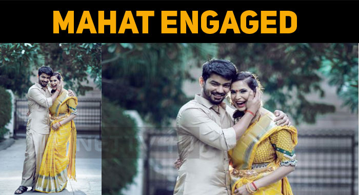 Mahat Gets Engaged To Prachi Mishra!