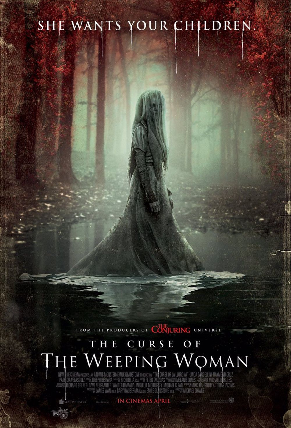 The Curse Of The Weeping Woman Movie Review