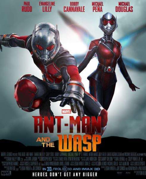 Ant Man And The Wasp Movie Review English Movie Review