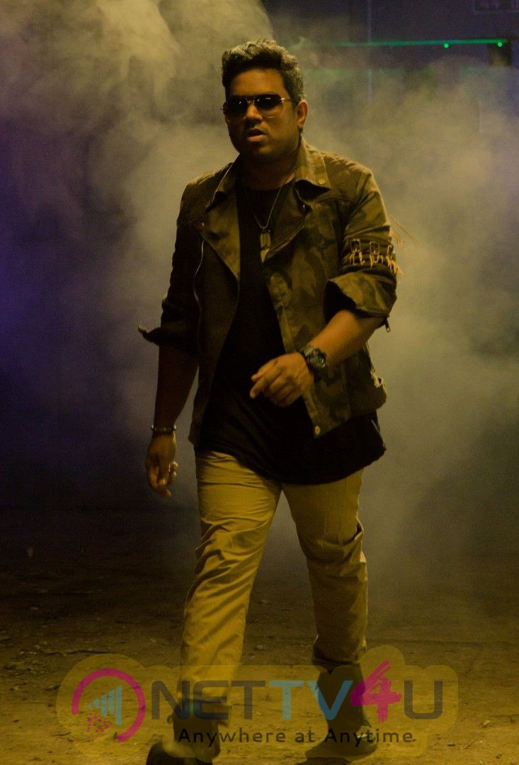 Yuvan Shankar Raja At PeiPasi Movie Stills