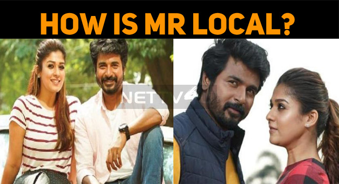 How Is Mr Local?