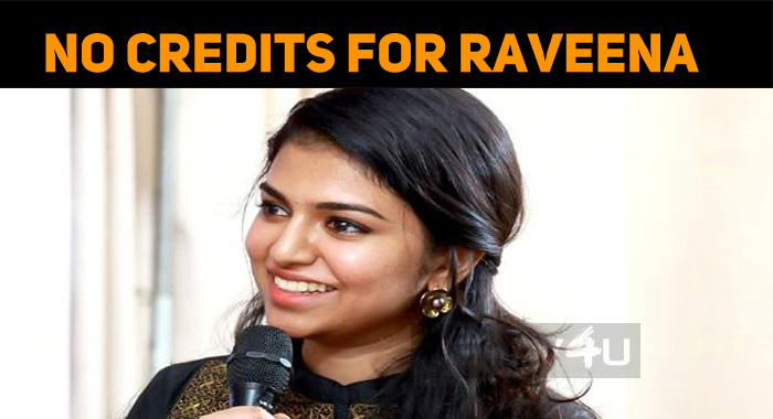 No Credits Given To The Popular Dubbing Artist!