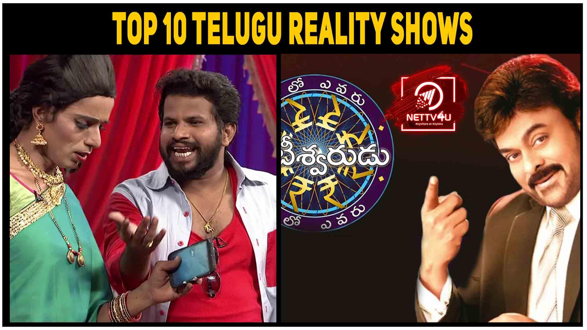 Top 10 Telugu Reality Shows   Latest Articles   NETTV4U