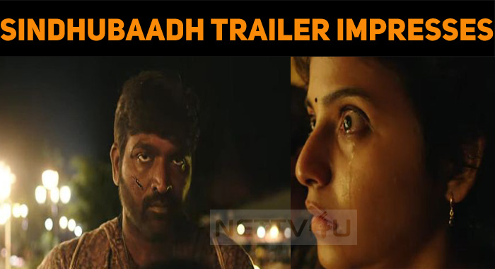 Sindhubaadh Trailer Out!