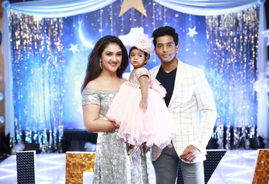 Sridevi Vijaykumar's Daughter Turns One Today!