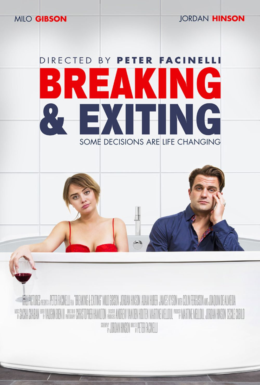Breaking & Exiting Movie Review