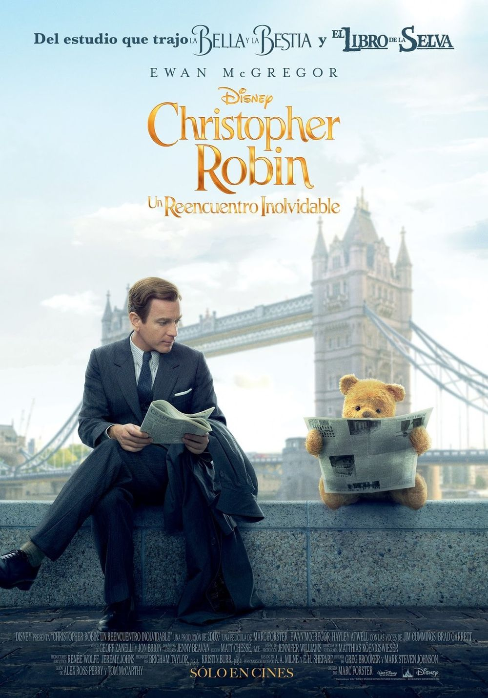 Christopher Robin Movie Review English Movie Review