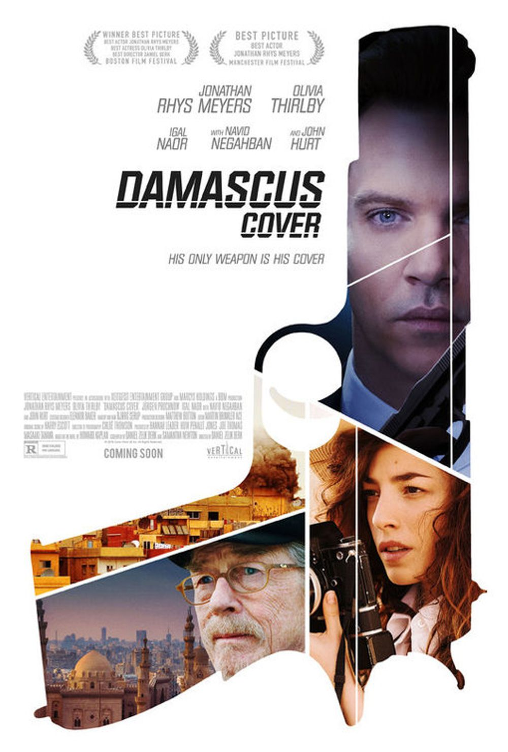 Damascus Cover Movie Review English Movie Review