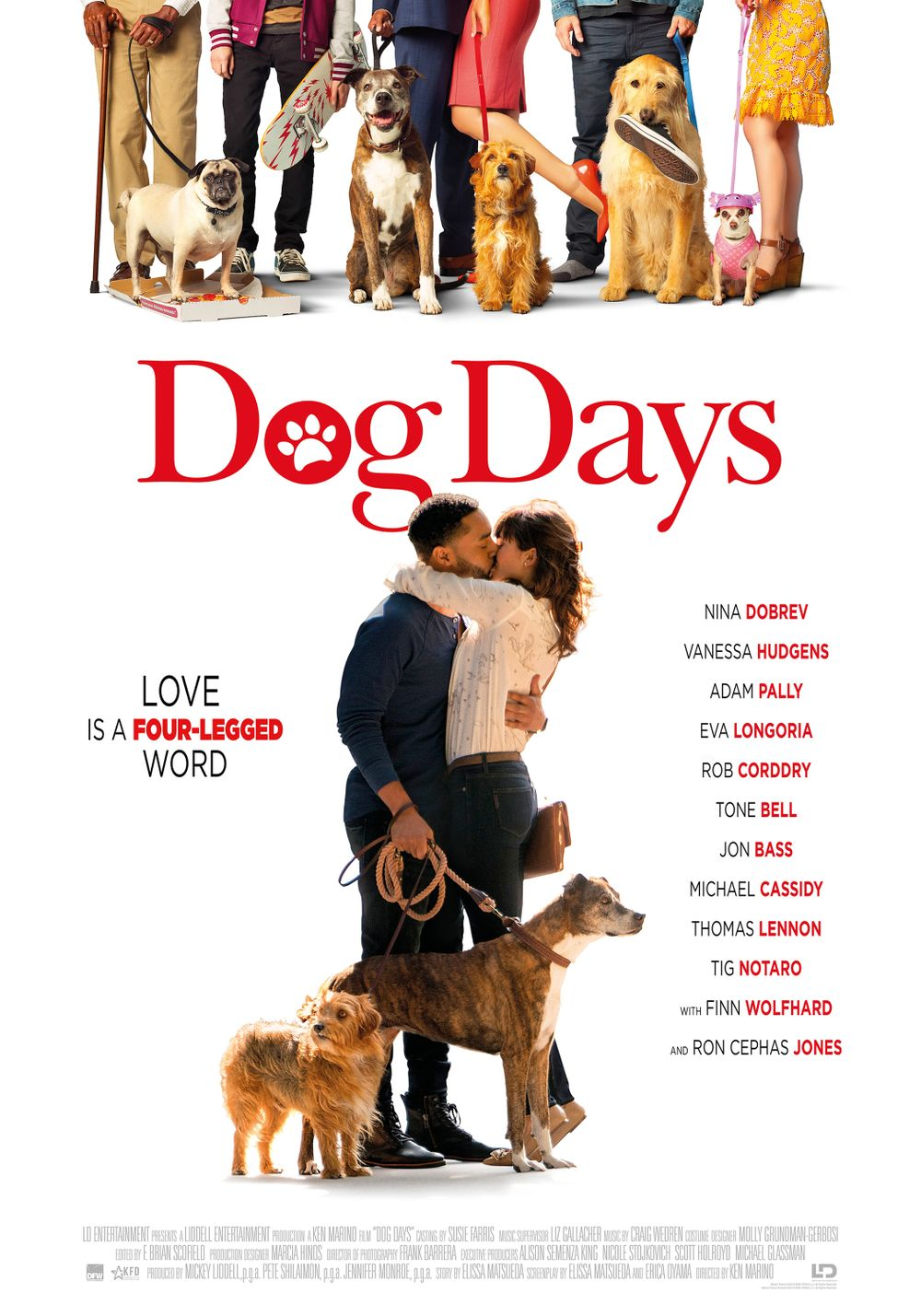 Dog Days Movie Review English Movie Review