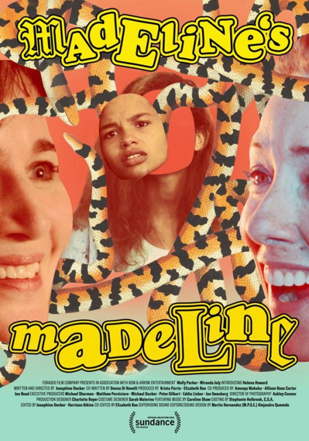Madeline's Madeline Movie Review English Movie Review