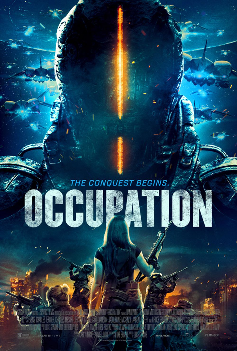 Occupation Movie Review English Movie Review