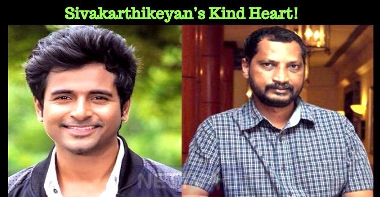 Sivakarthikeyan's Kind Heart!