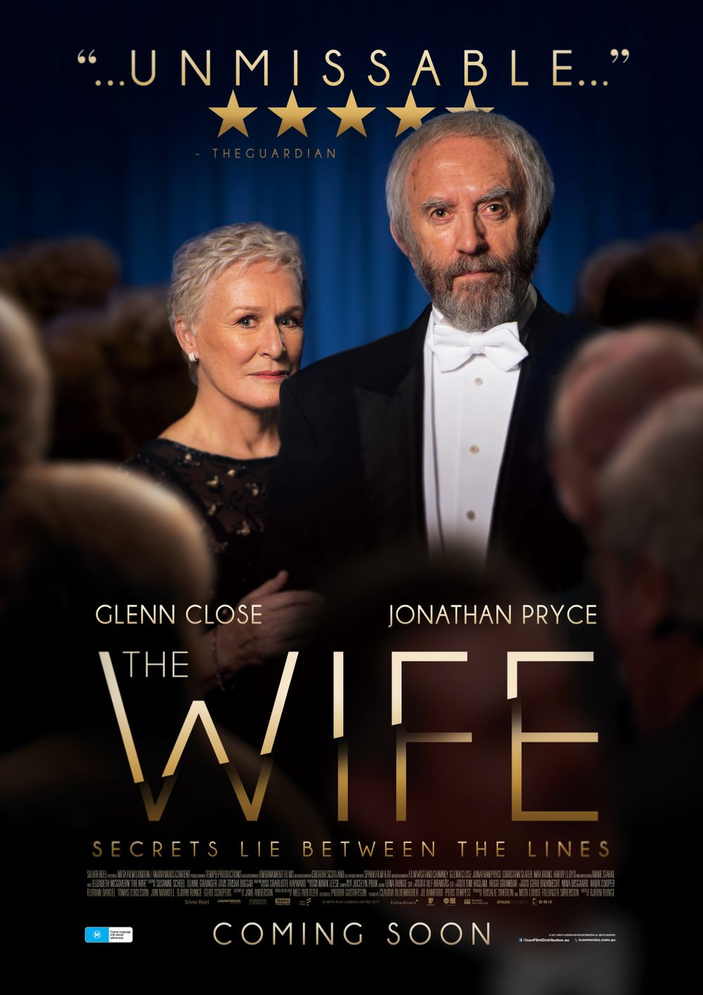 The Wife Movie Review English Movie Review