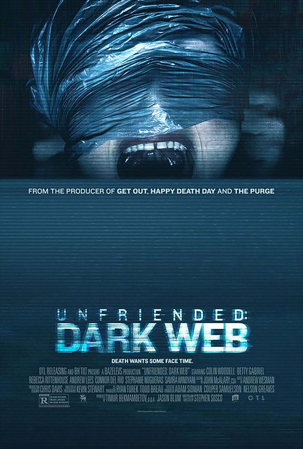Unfriended: Dark Web Movie Review English Movie Review