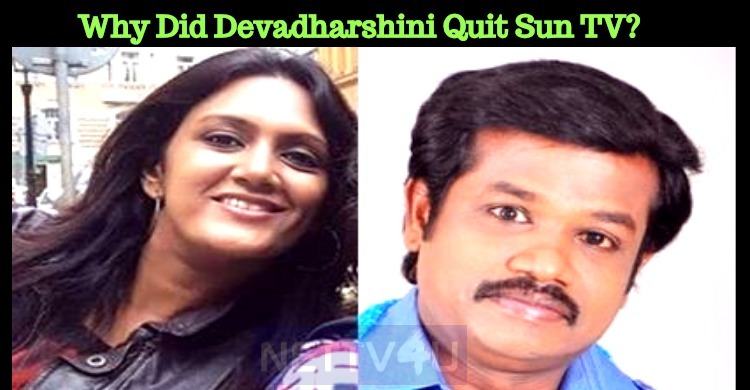 Why Did Devadharshini Quit Sun TV?