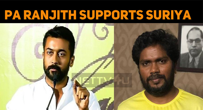 Suriya Receives Huge Support All Over! After Kamal, It Is Rajini Director!