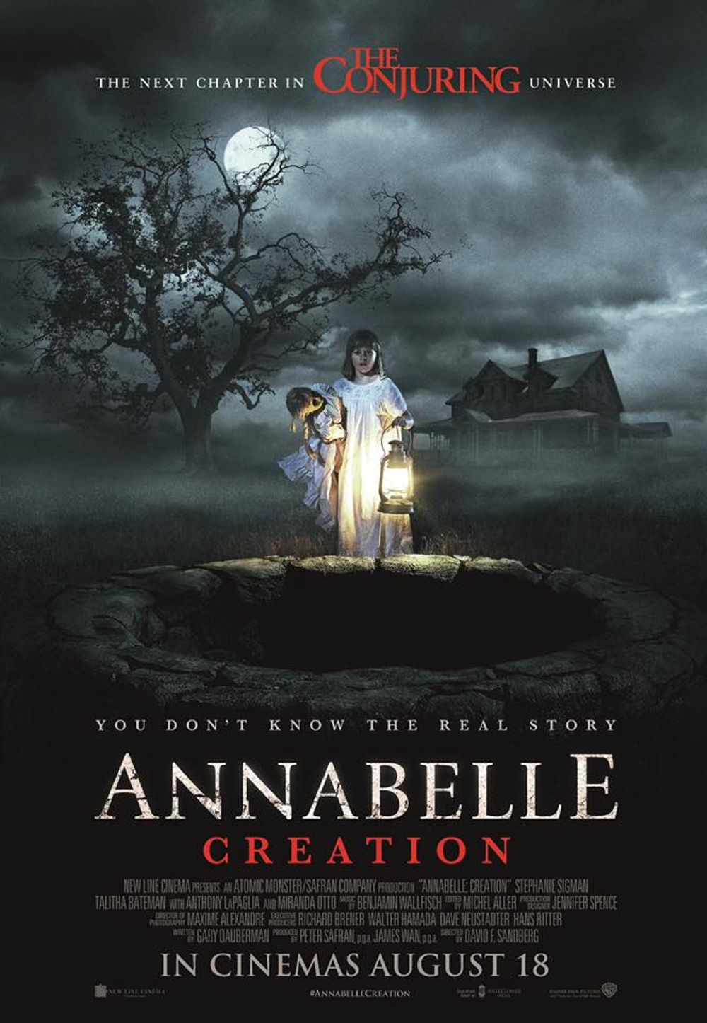 Annabelle: Creation Moview Review English Movie Review