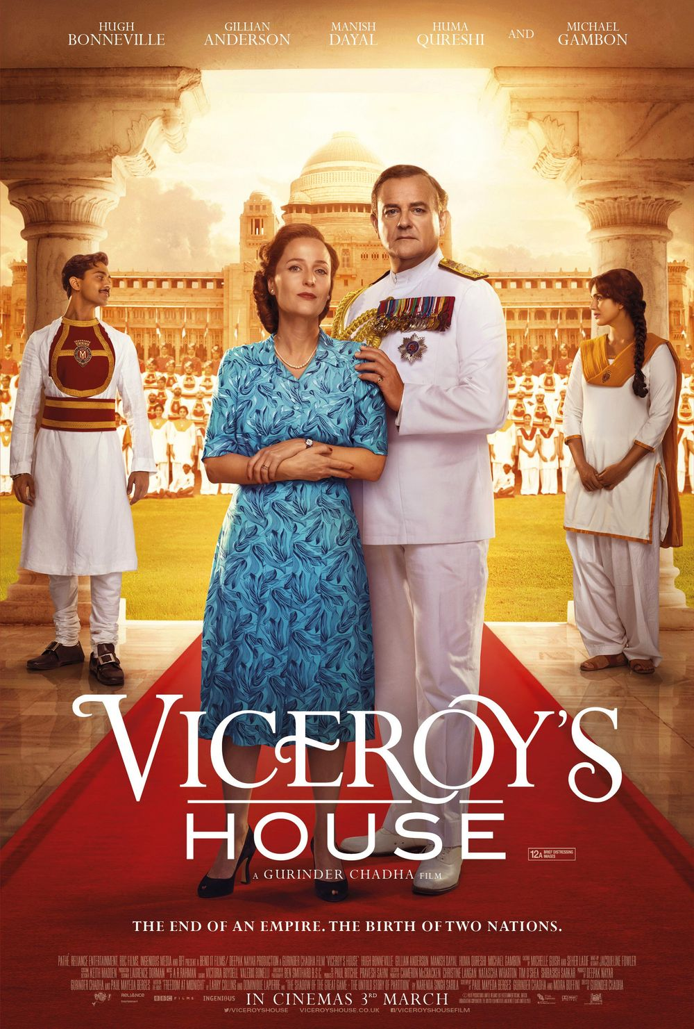 Viceroy's House Movie Review English Movie Review