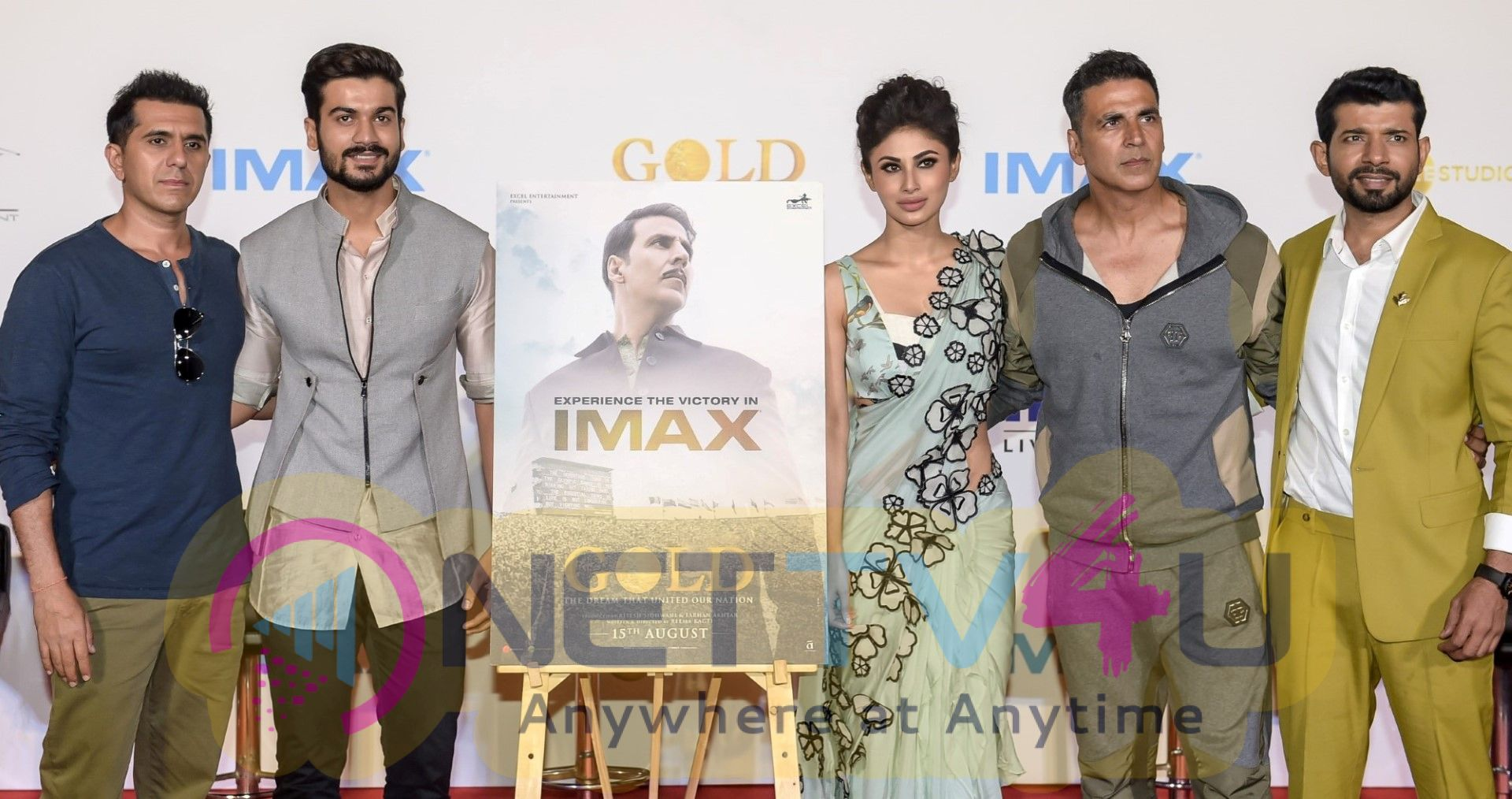 GOLD Movie Trailer And Poster  Hindi Gallery