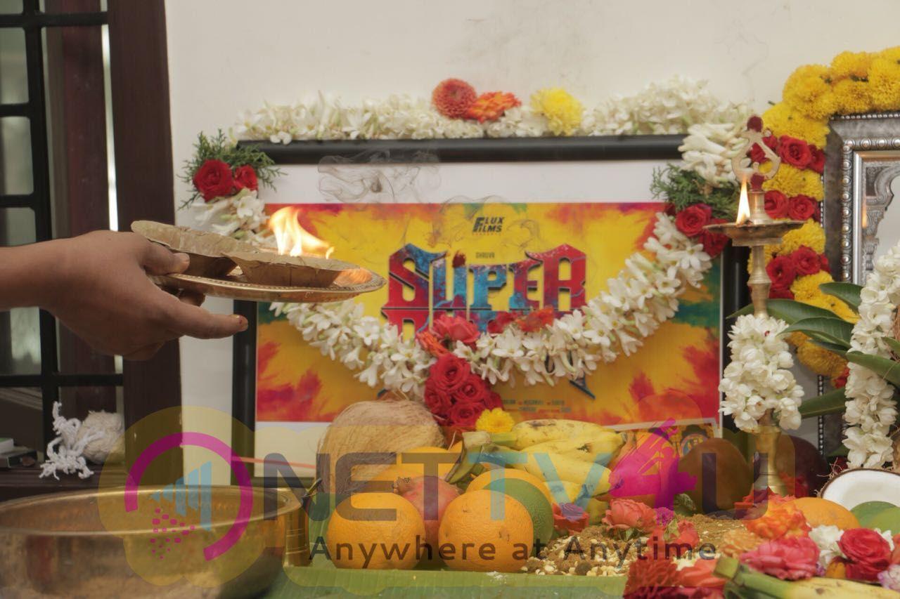 Super Duper Movie Pooja Pics