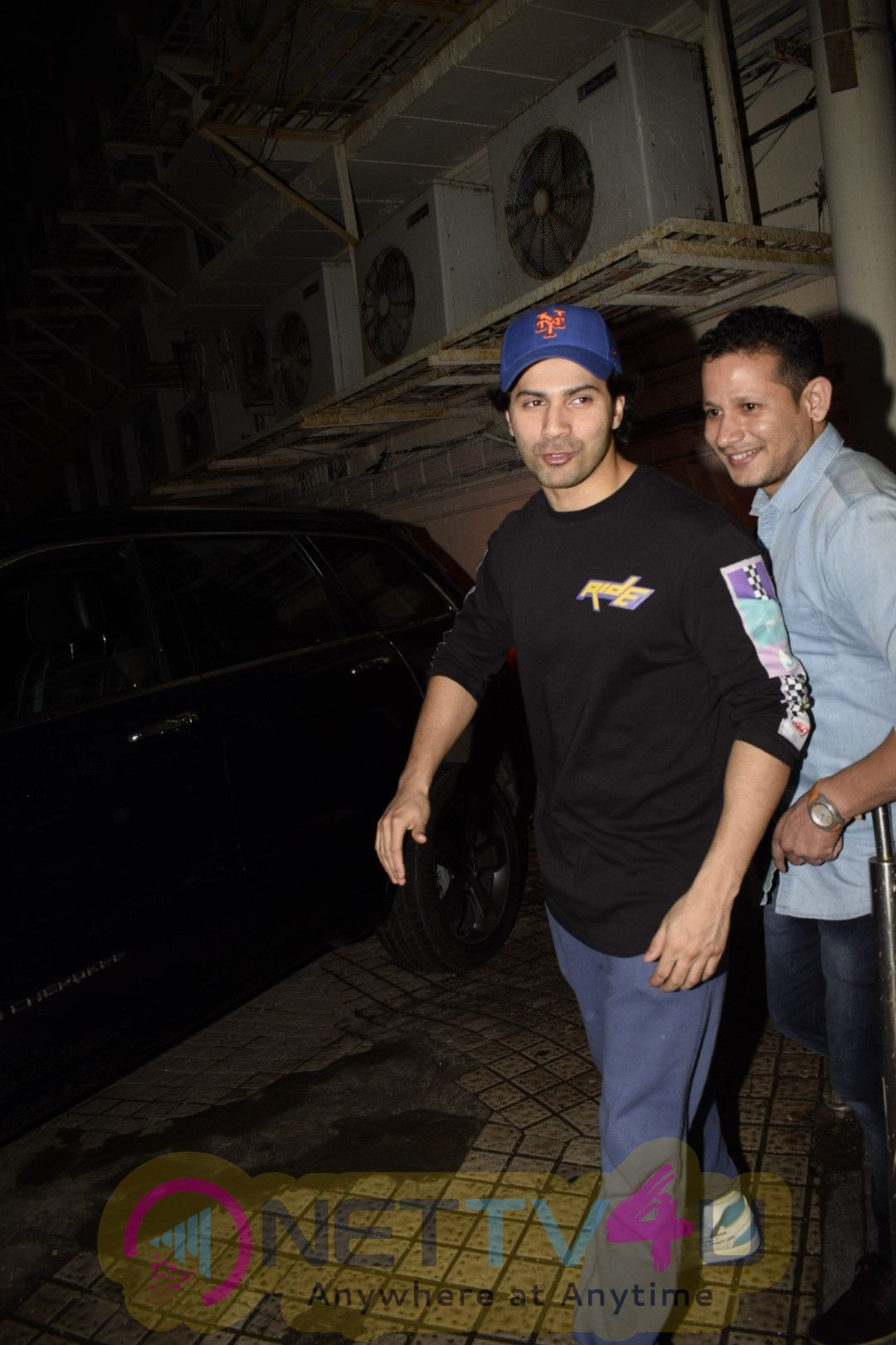 Varun Dhawan, Farhan Akhtar, Ritesh Sidhwani Went To PVR Stills Hindi Gallery