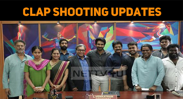 Aadhi's First Schedule Of Clap Wrapped Up!