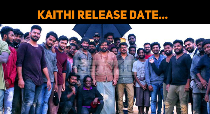 Is This Kaithi Release Date?