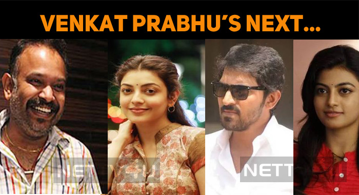 Latest Updates About Venkat Prabhu's Next!