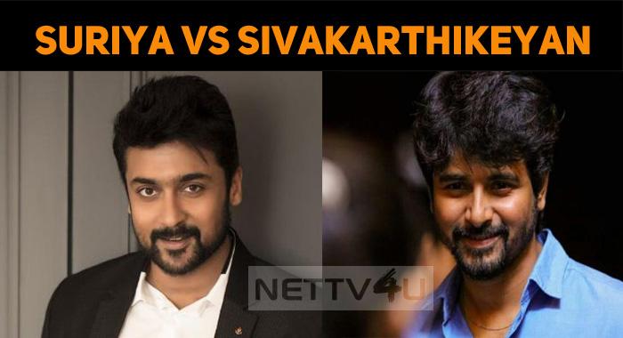 Suriya And Sivakarthikeyan To Clash During Chri..