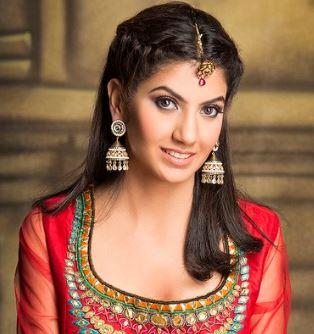Poorti Arya Hindi Actress