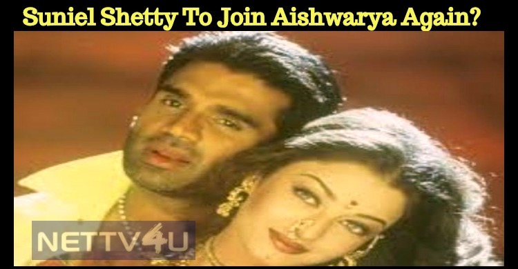 Suniel Shetty To Do A Movie With Aishwarya Rai In Tulu?