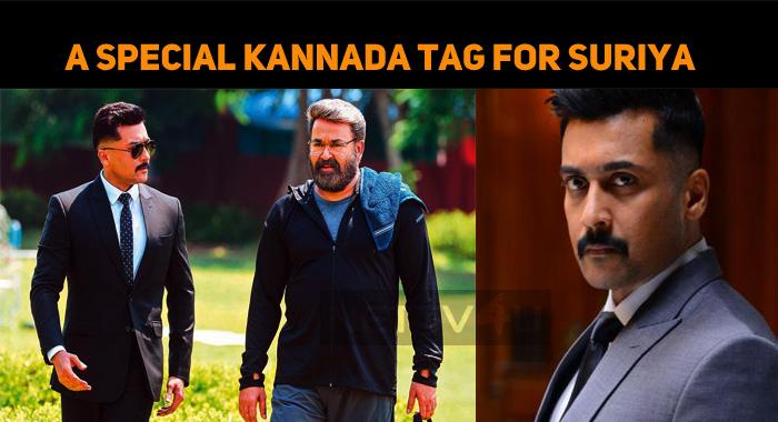 Karnataka Suriya Fans Are Trending A Special Ta..