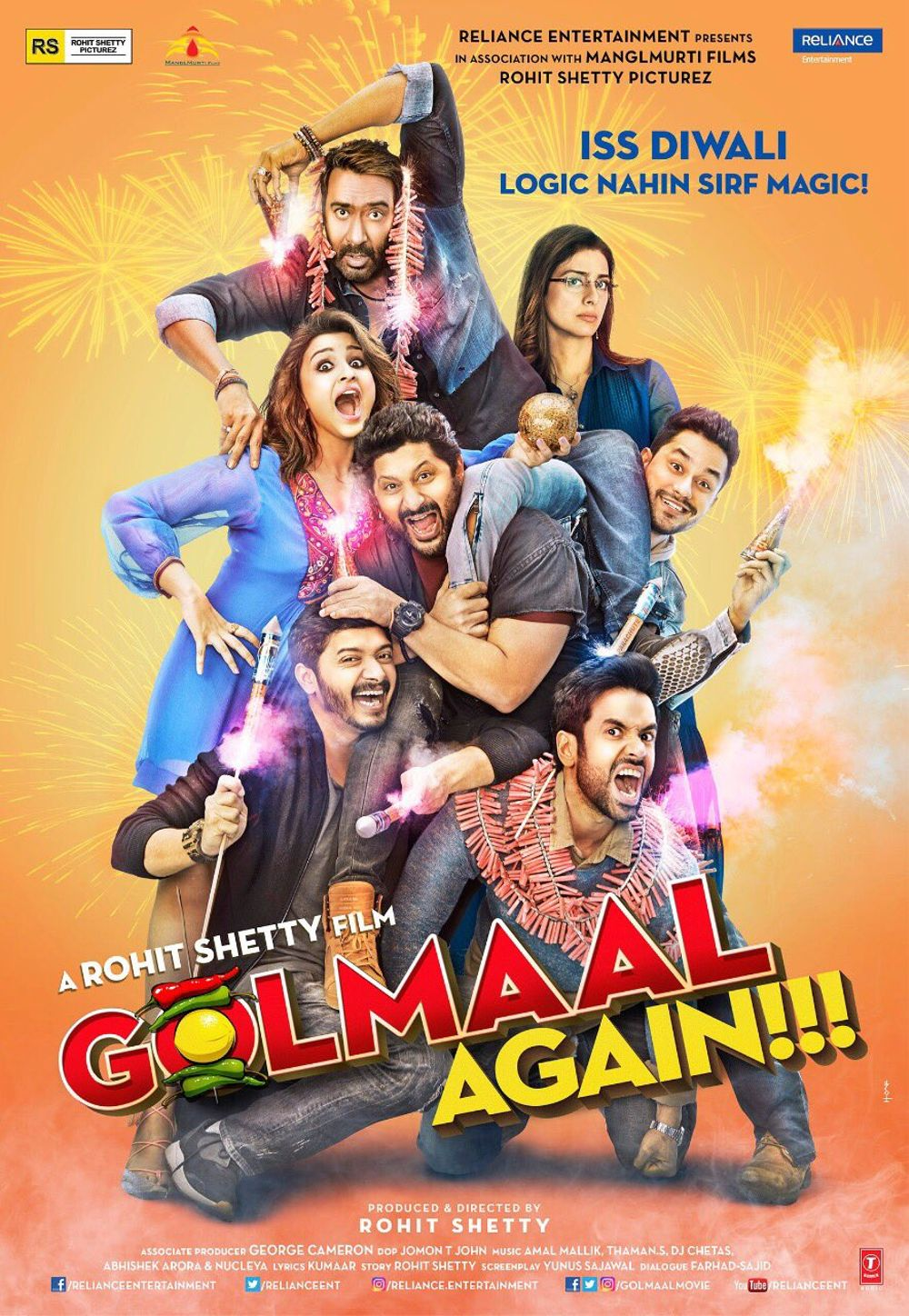 Golmaal Again Movie Review Hindi Movie Review