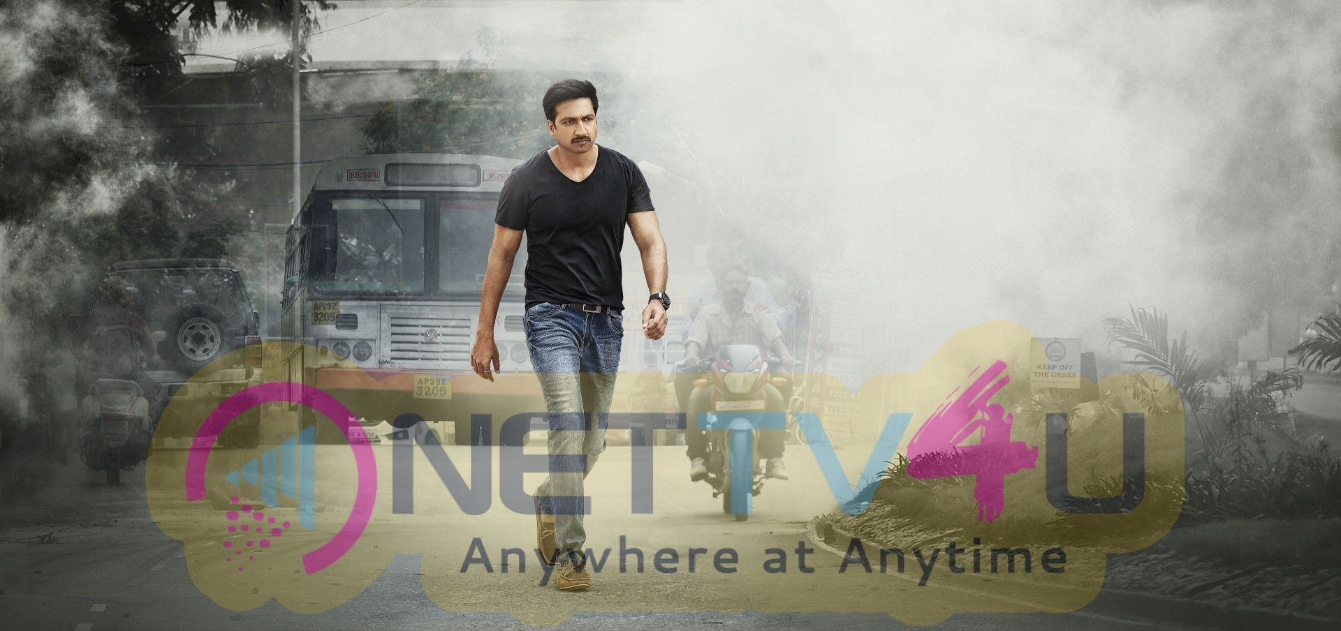 Oxygen Telugu Movie Audio Launch On Oct 23rd Still & Poster