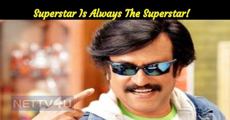 Superstar Is Always The Superstar!