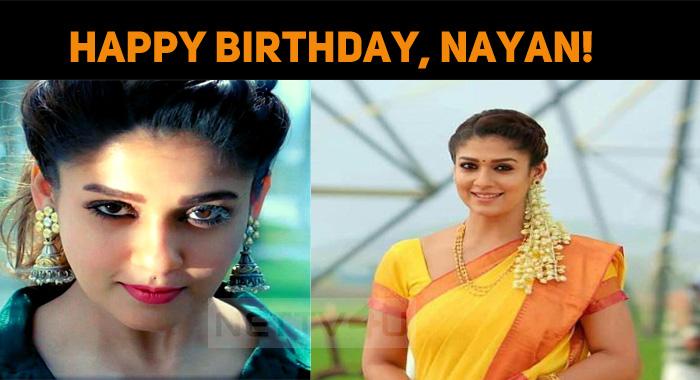 Happy Birthday, Nayanthara!