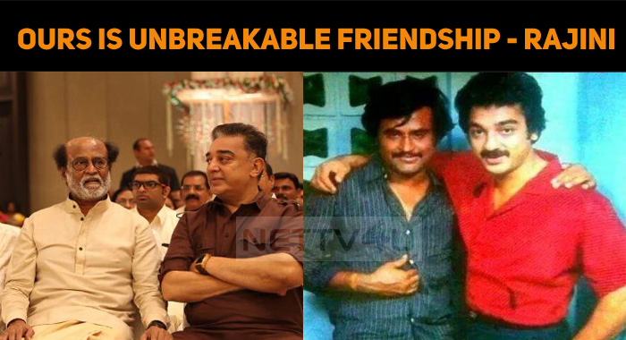Ours Is Unbreakable Friendship - Superstar Spea..