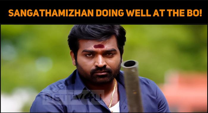 Sangathamizhan Doing Well At The BO!