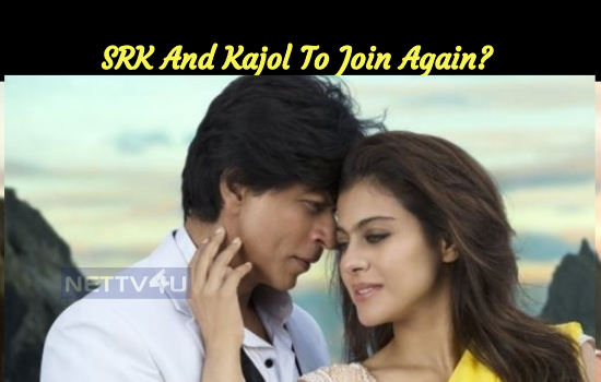 SRK And Kajol To Join Again?