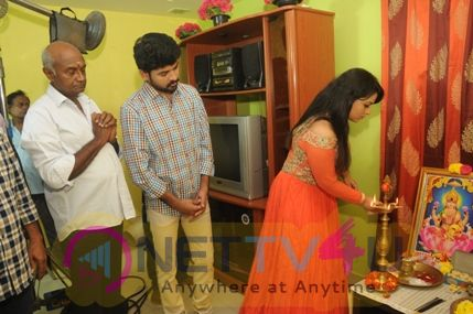 The Broker Movie Pooja Images