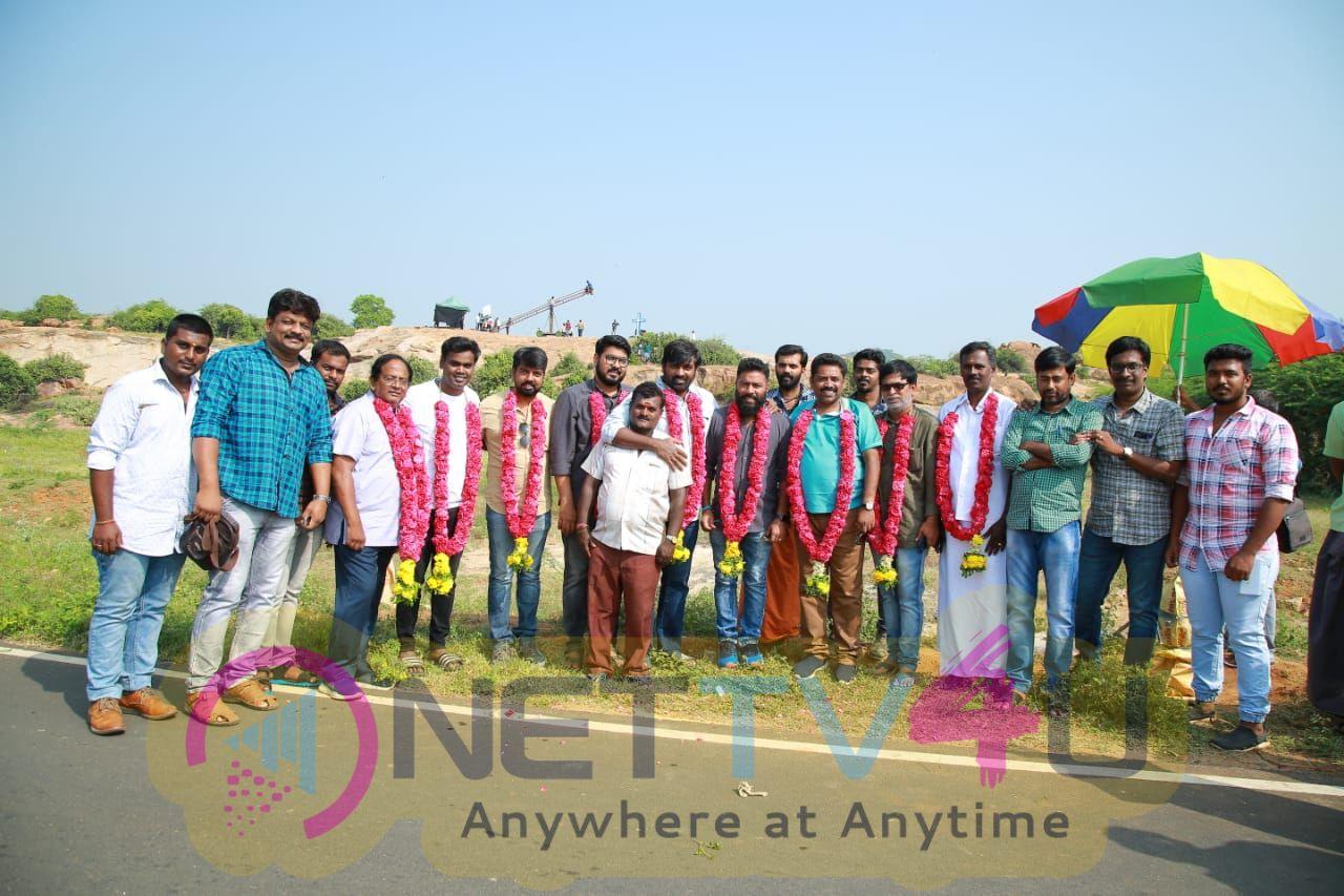 YSR Films Production No.2 New Movie Pooja Pics Tamil Gallery