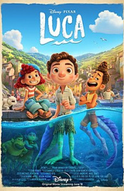 Luca English Movie Review