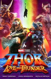 Thor: Love And Thunder Movie Review