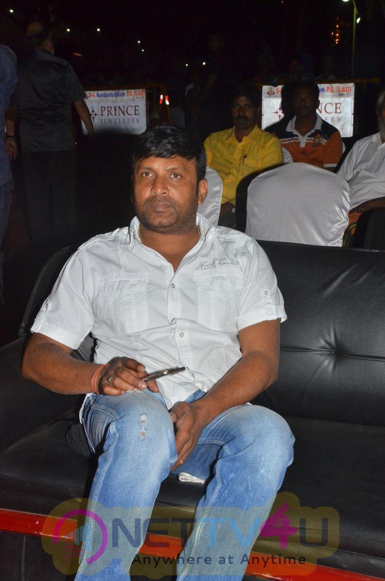 Director Perarasu MGR Album Launch Grand Stills
